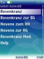 Rosenkrazn für Handy