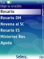 Rosario móvil