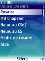 Rosaire pour GSM